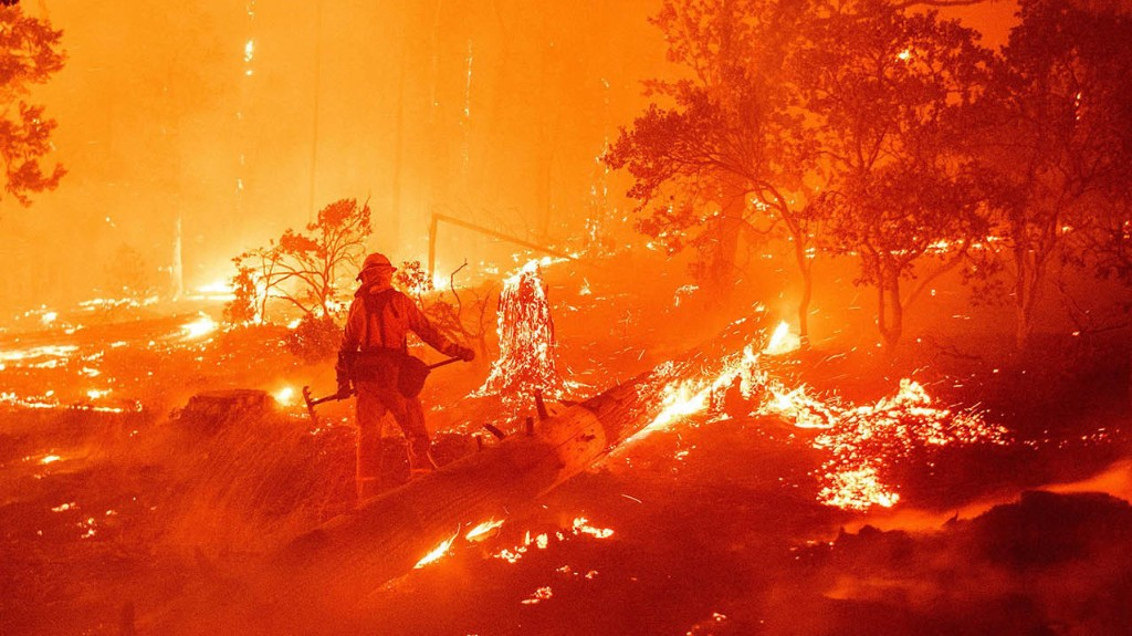 Megafires are Scorching the West, So How Do We Stop Them? - cover