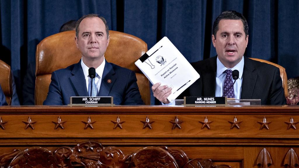 House Democrats' New Report: Top Trump Officials Knew Of Ukraine Scheme