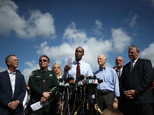 Suspect Allegedly Confessed To Fla. School Shootings That Killed 17