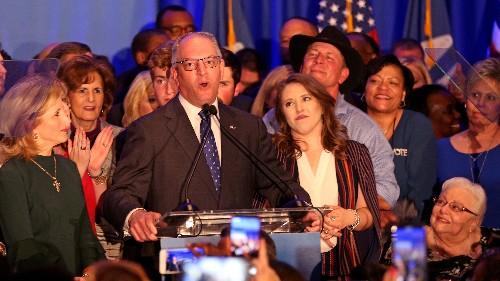 Louisiana Democrat, Gov. John Bel Edwards, Keeps Seat Despite Trump's Opposition