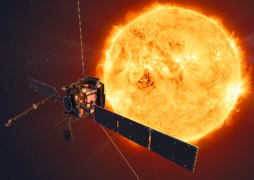 Polar Express: New Spacecraft Will Explore Elusive Parts Of The Sun