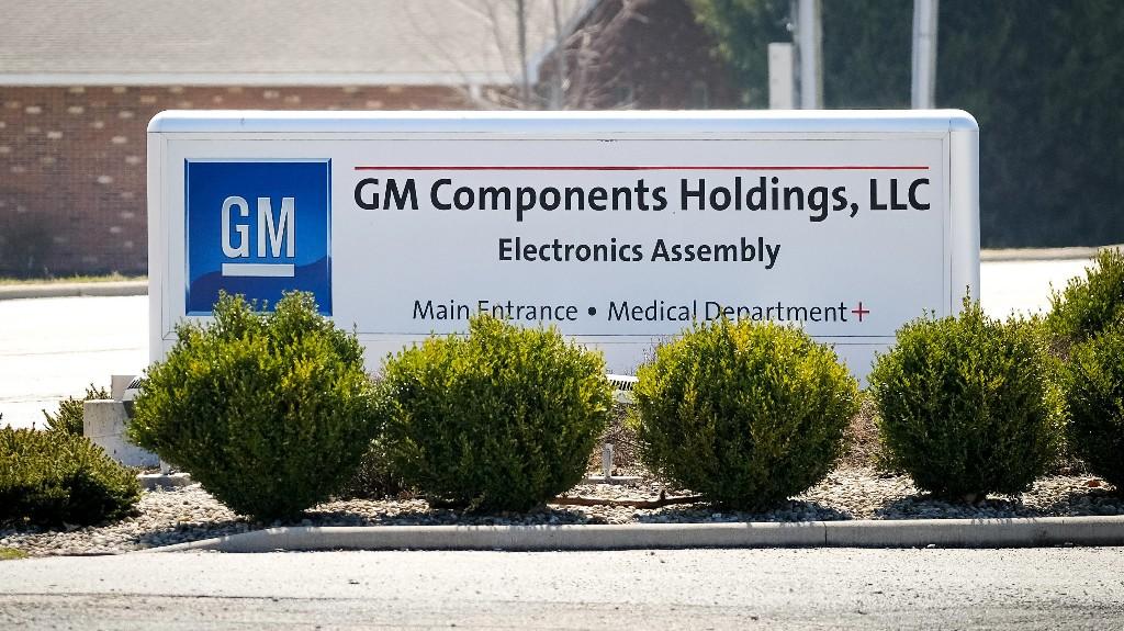 GM Will Build 30,000 Ventilators For U.S. Government