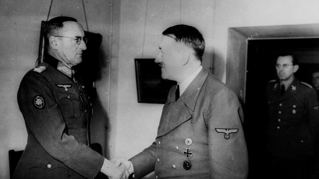 French Researchers: Hitler Really Did Die In The Bunker In 1945