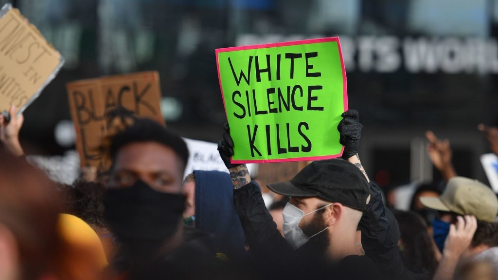 'There Is No Neutral': 'Nice White People' Can Still Be Complicit In A Racist Society