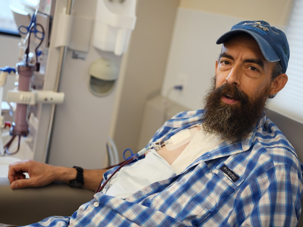 First Came Kidney Failure. Then There Was The $540,842 Bill For Dialysis