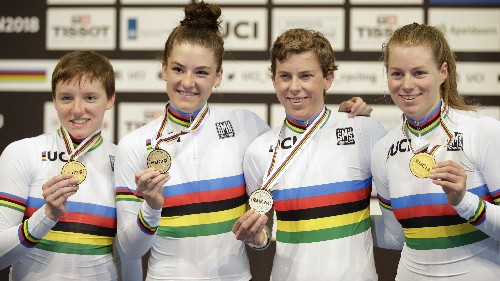 Olympic Cycling Medalist Kelly Catlin Dead At 23