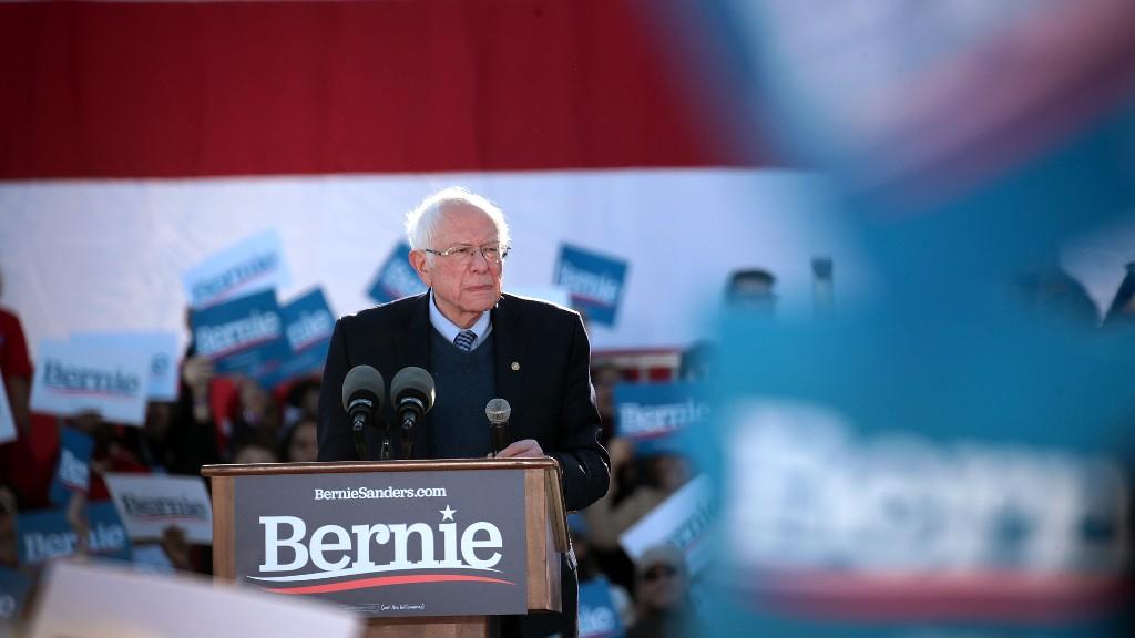 Bernie Sanders Is Suspending His Presidential Campaign