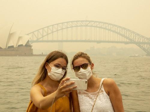 Australia's Massive Fires Threaten To Slow Decades-Long Economic Boom