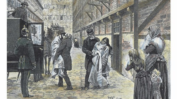  Listen Now: What Hamburg's Missteps In 1892 Cholera Outbreak Can Teach Us About COVID-19 Response