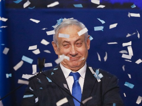 Israel's Election: What Comes Next As Netanyahu Rises Just Short Of A Majority