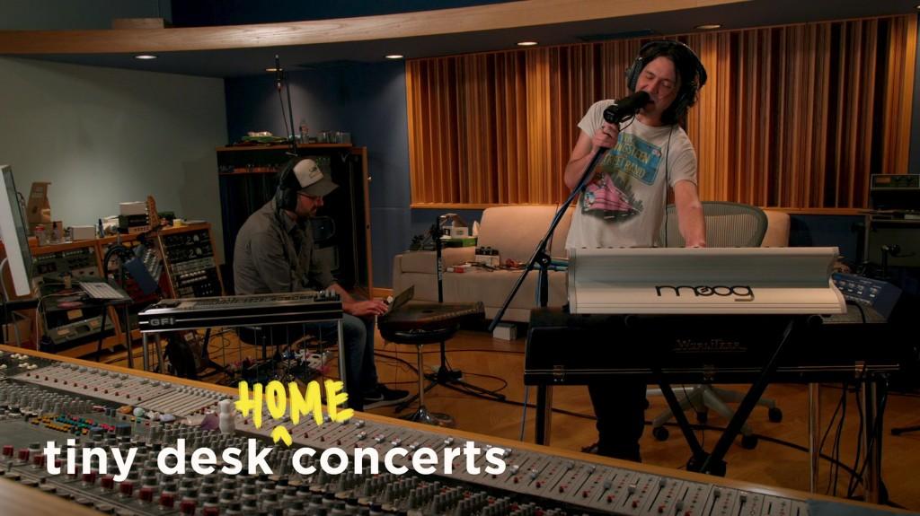Bright Eyes: Tiny Desk (Home) Concert