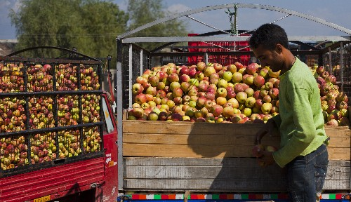 Even Poor Countries End Up Wasting Tons Of Food