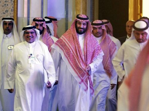Investors Are Back In Saudi Arabia A Year After Khashoggi's Killing