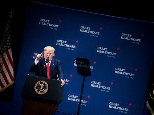 Trump Is Trying Hard To Thwart Obamacare. How's That Going?