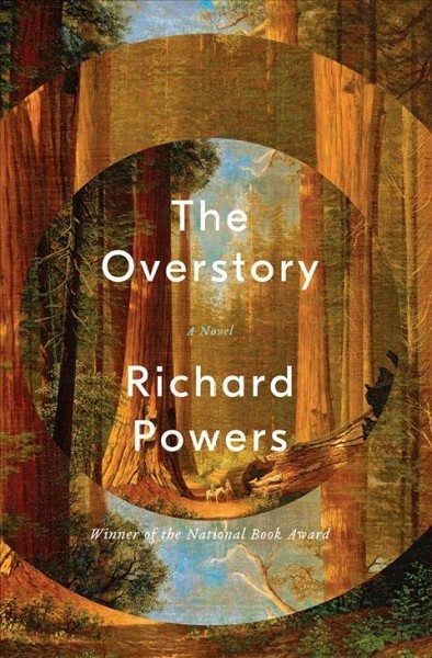 Novelist Richard Powers Finds New Stories Deep In Old Growth Forests