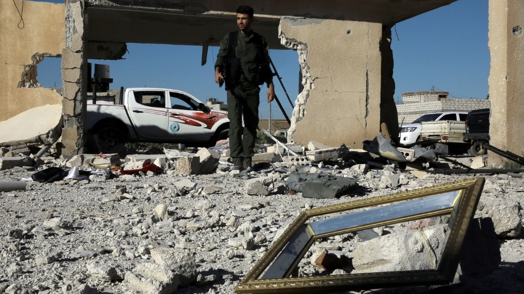 Obama: U.S. Will Send 250 Additional Military Personnel To Syria