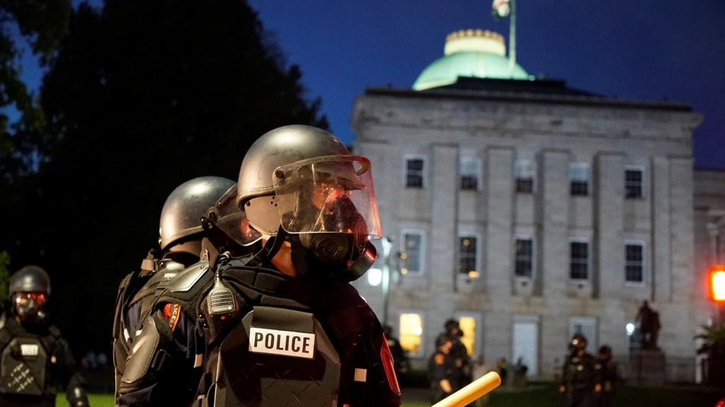 Raleigh, N.C., Sets Citywide Curfew Ahead Of Racial Justice Protests