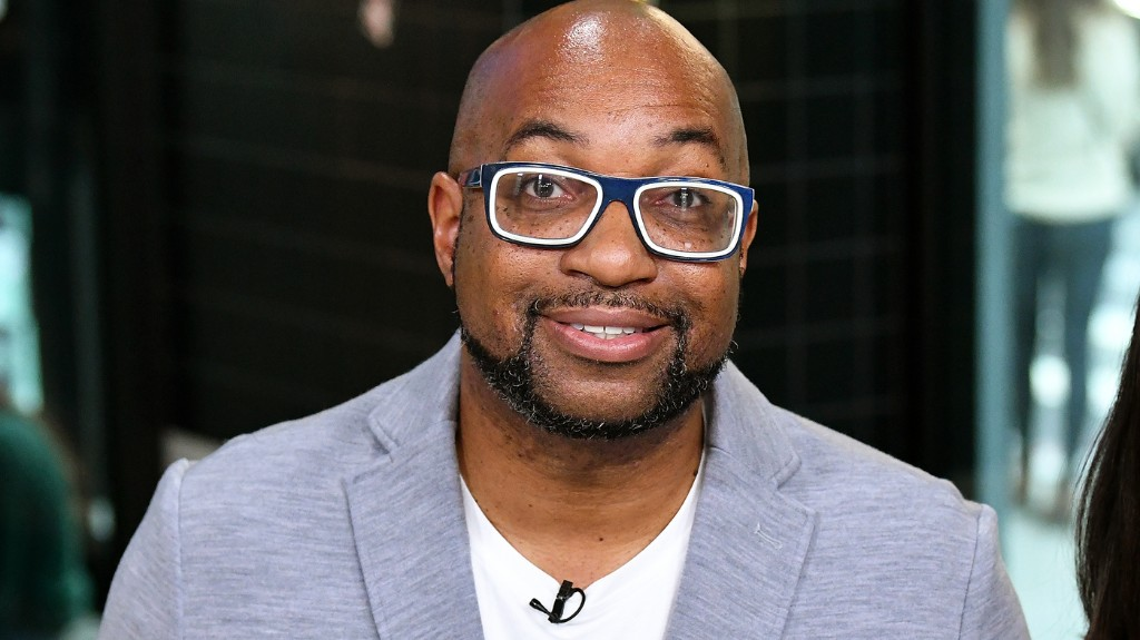 Kwame Alexander Offers New Poems On Race And Hope As 'Psalms And Balms' For The Soul