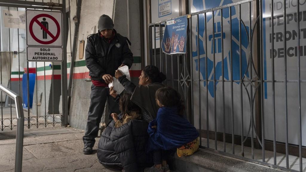 'End Of Asylum': Using The Pandemic To Turn Away Migrants, Children Seeking Refuge