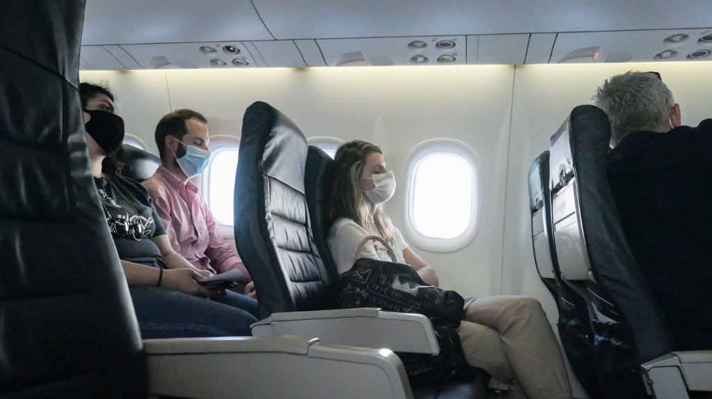 Coronavirus FAQ: Can An Airline Put You On A No-Fly List For Refusing To Mask Up?