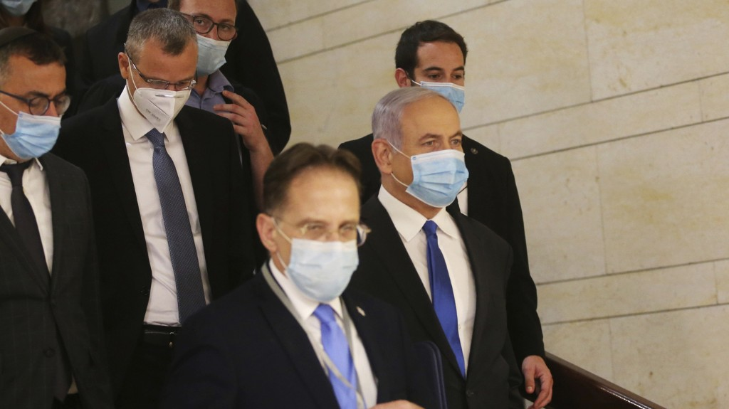 A Shaky Coalition Government Takes Office In Israel