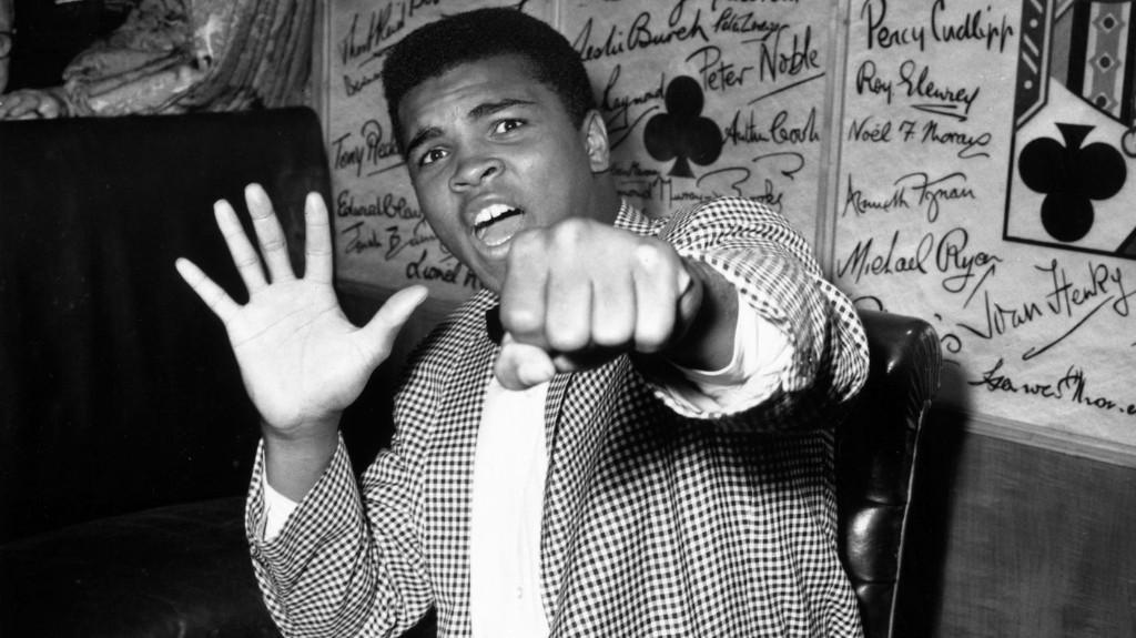 Muhammad Ali, The Boxing Poet Who Inspired Liquid Prose