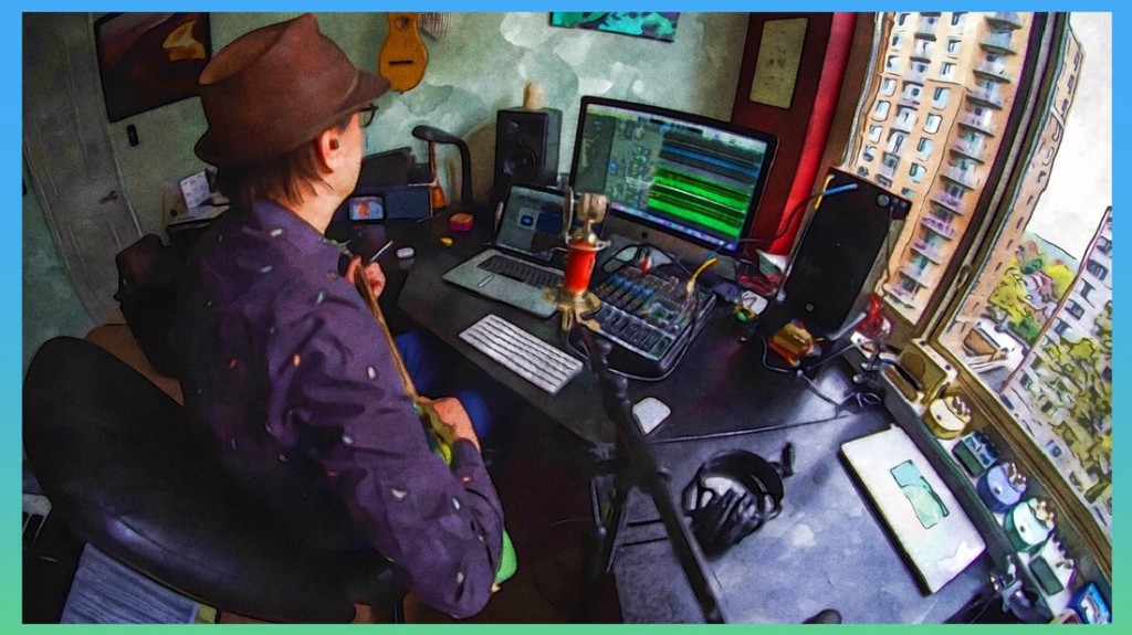 Tiny Tech Tips: Recording Your Tiny Desk Contest Entry At Home