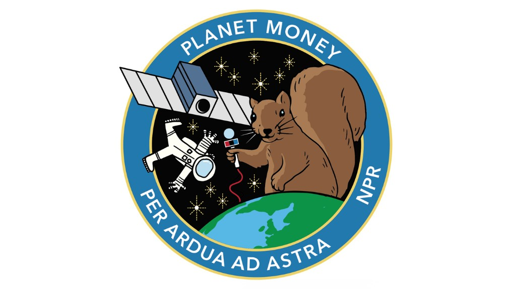 Planet Money Goes To Space