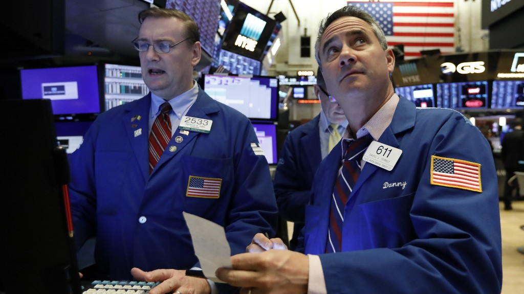 Dow Soars Nearly 2,000 Points In Rebound From Biggest Drop Since 1987