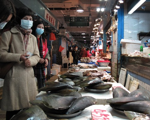 Why They're Called 'Wet Markets' — And What Health Risks They Might Pose