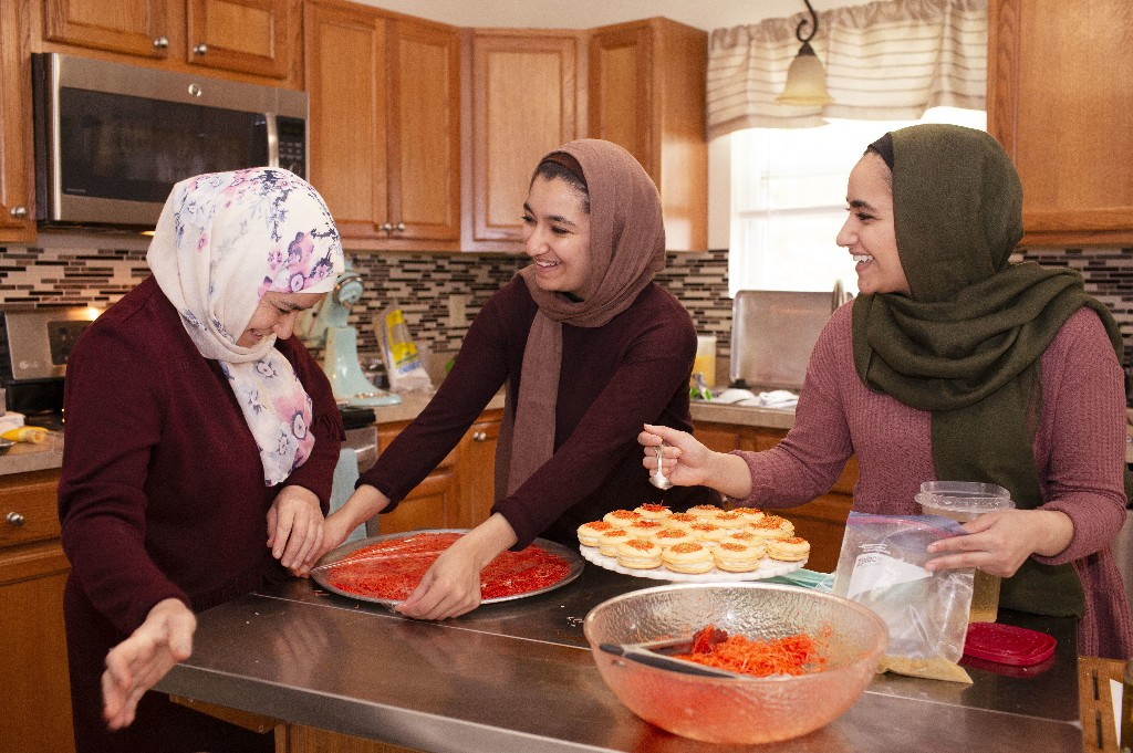 A Daughter Bakes A New Connection With Family During Ramadan