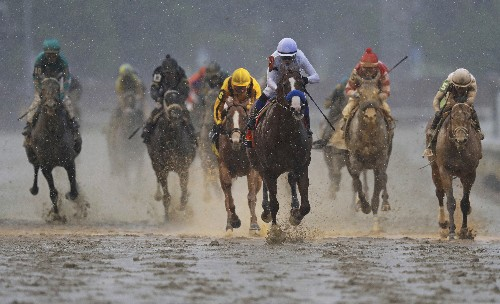 Justify Breaks 136-Year-Old Curse To Win The Kentucky Derby