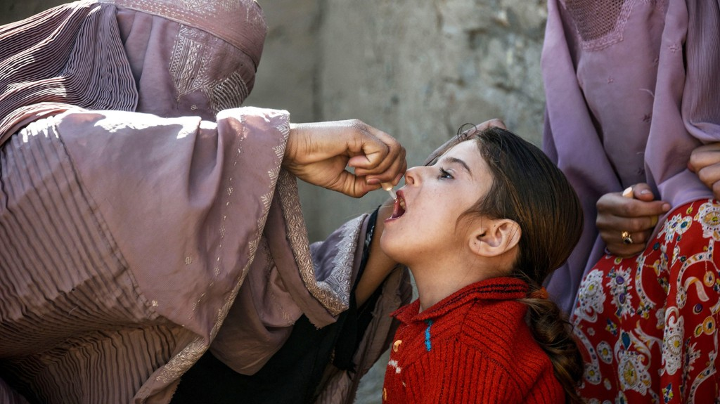 The Campaign To Wipe Out Polio Was Going Really Well ... Until It Wasn't