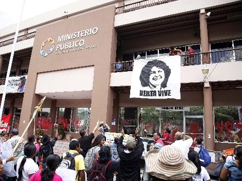 4 Arrested In Murder Of Honduran Activist Berta Cáceres