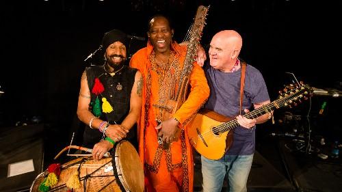 The Thistle & Shamrock: World Beat