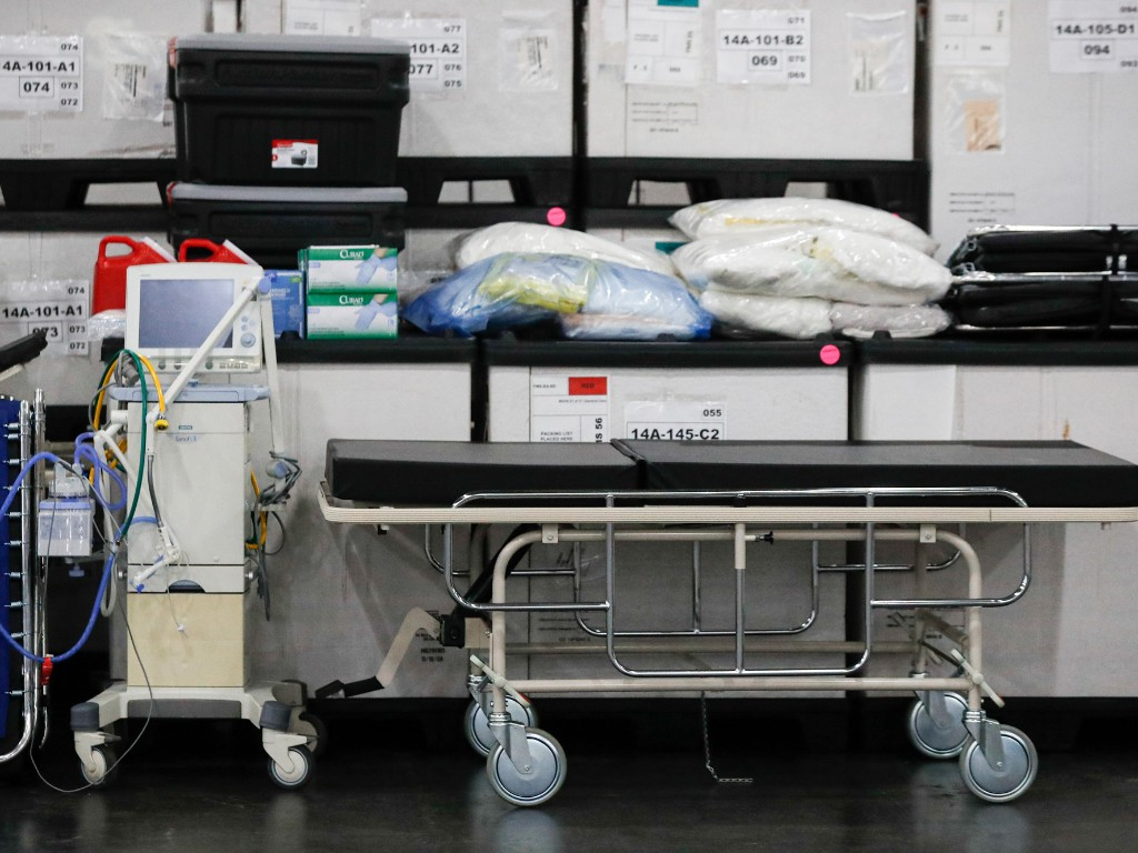 Hospitals Reject Trump's Claim They Are 'Really Thrilled' With Supplies