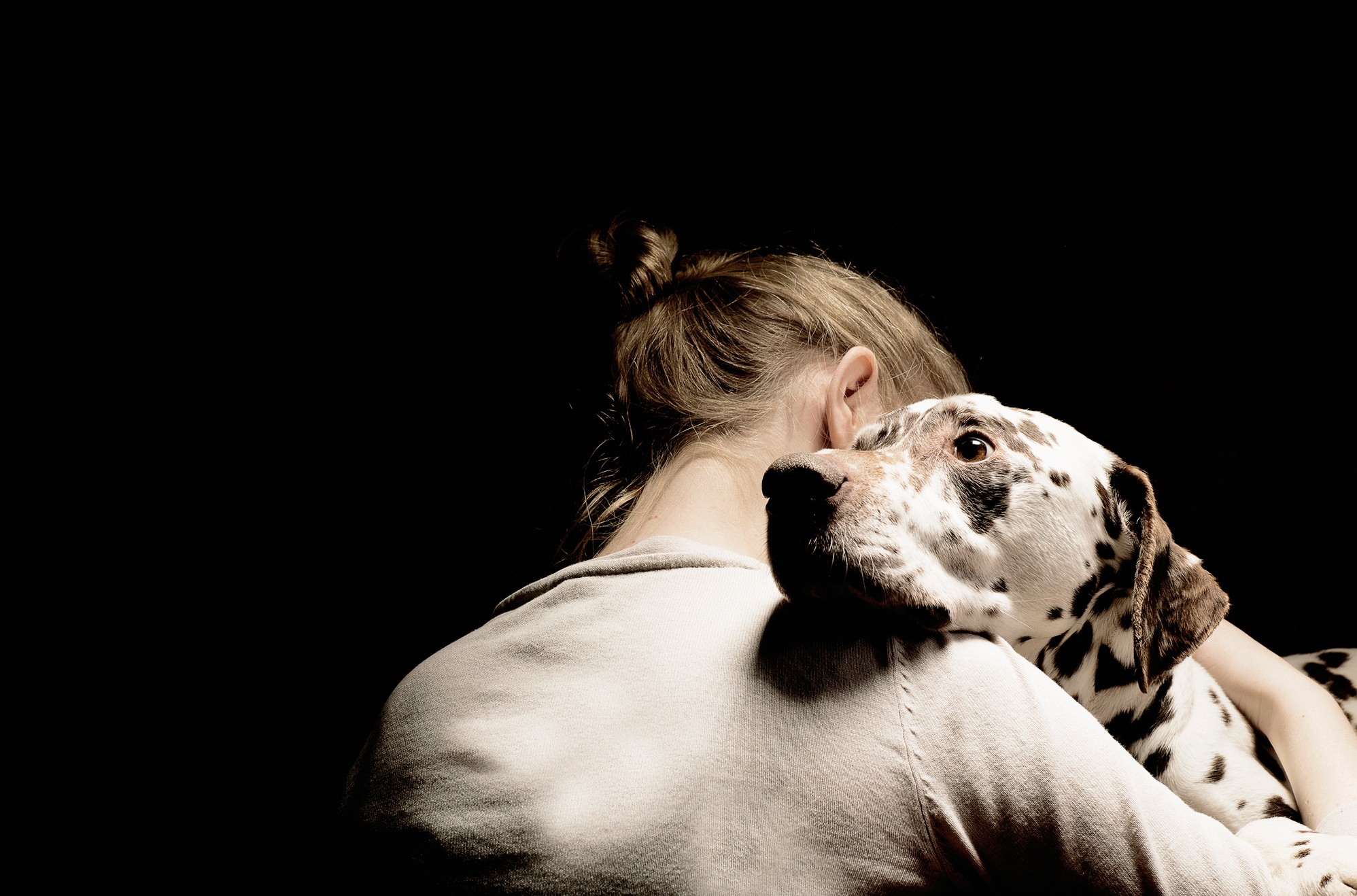 Pets Help People Manage The Pain Of Serious Mental Illness