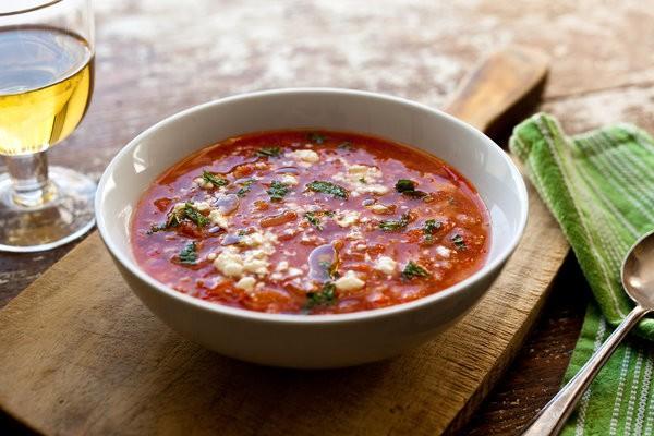 Soup / stew