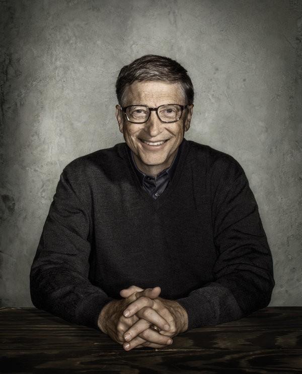 Bill Gates  - Magazine cover