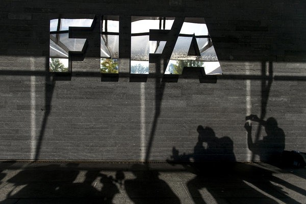 FIFA SCANDAL - cover