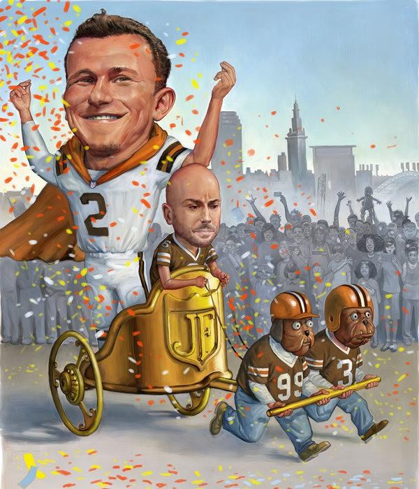Sports - Magazine cover