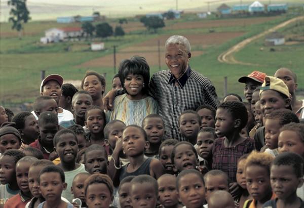 Remembering Tata Mandela - Magazine cover