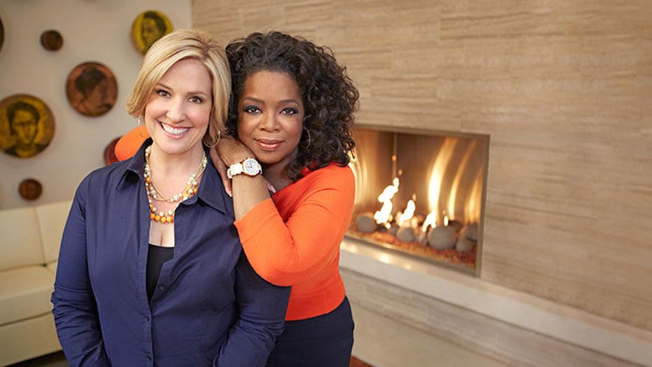 Brene Brown lessons - Magazine cover