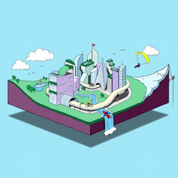 Designing the Perfect 'Outside' City