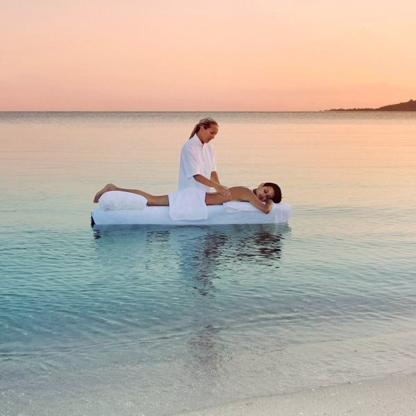 The World's Best Outdoor Massages