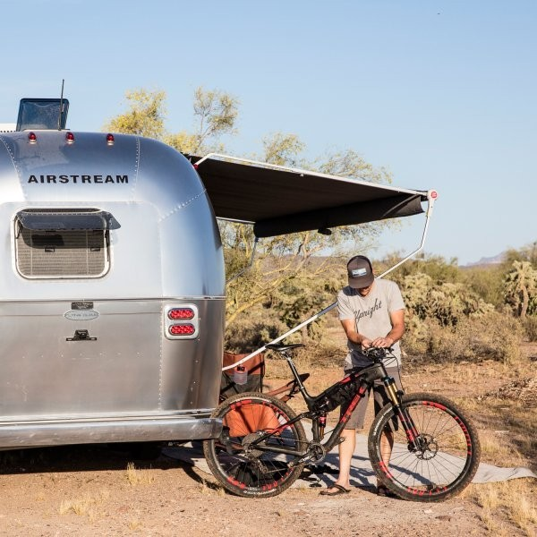 How to Live on the Road in an Airstream Without Losing Your Job