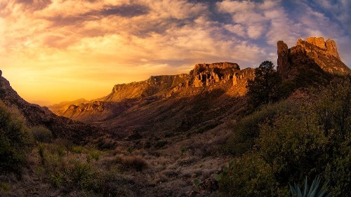 The Outside Guide to Big Bend National Park