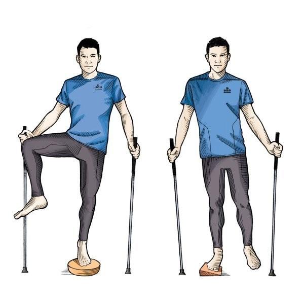 5 Moves for Stronger Feet