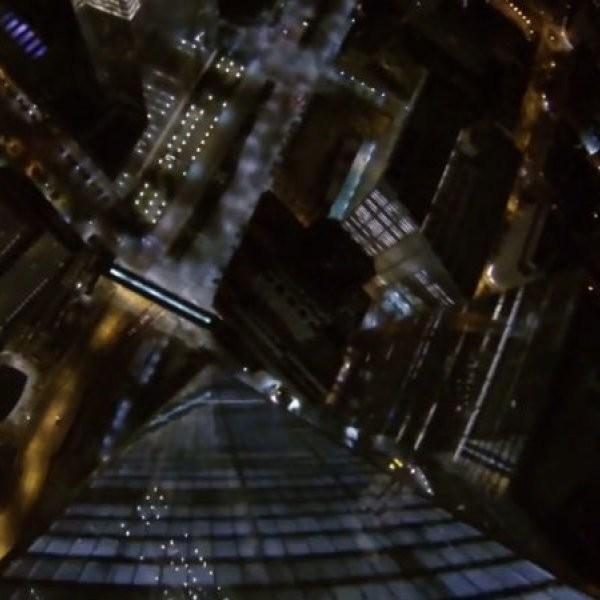 World Trade Center BASE Jumpers Revealed