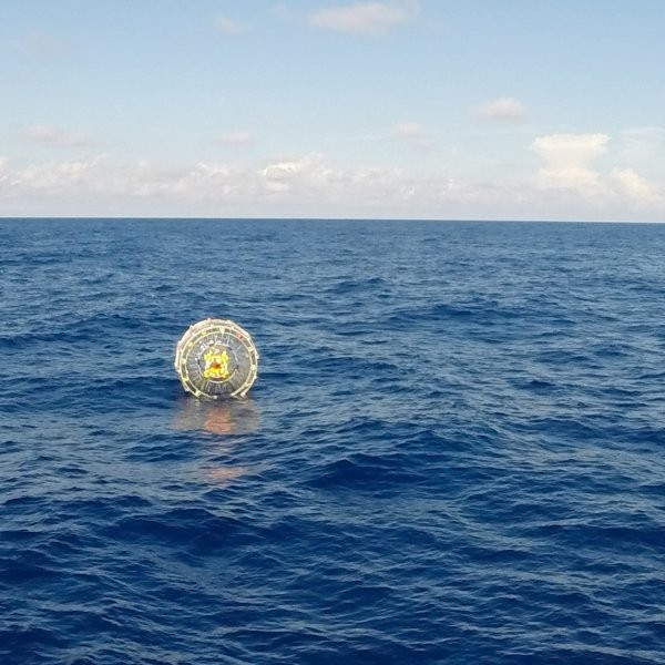 Runner in Inflatable Bubble Rescued